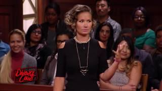 Divorce Court: Brank  vs Maier