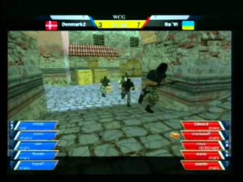 Na`Vi vs mTw Grand Final WCG 2010 @de_inferno