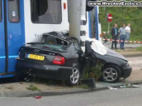 El lado malo de la velocidad (autos chocados imagenes)