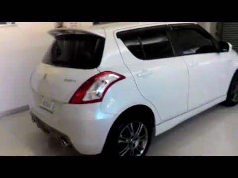 Suzuki Swift Sports Inspired - White