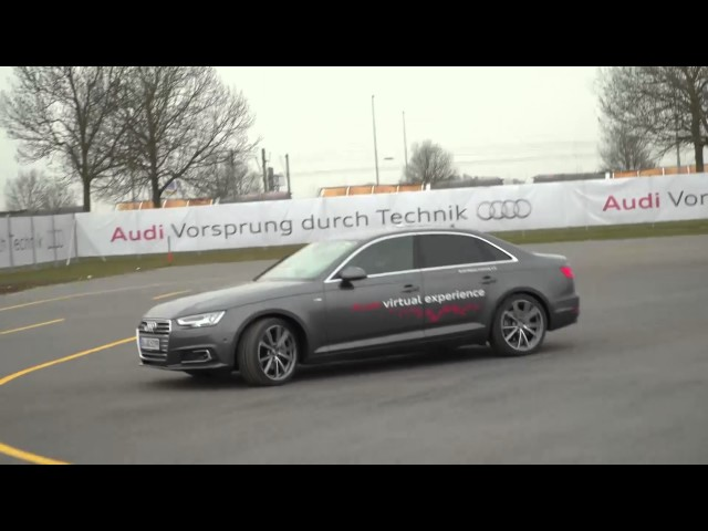 Audi Virtual Training Car