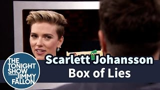 Box of Lies with Scarlett Johansson