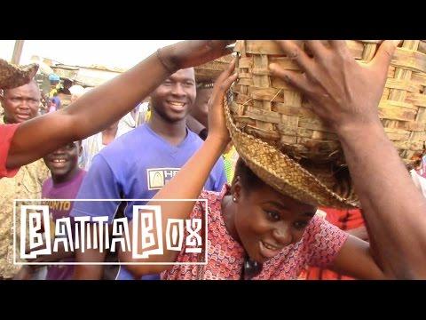 """Tour of Nigeria's """"Mile 12"""" Market - WOW!"""