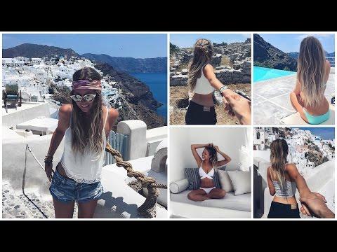 Santorini, Greece! // June 2015