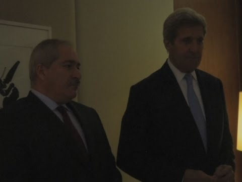 Kerry Appeals to Russia in Fight for Syria Peace