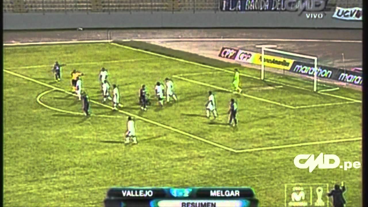 Univ.Cesar Vallejo 1-2 FBC Melgar