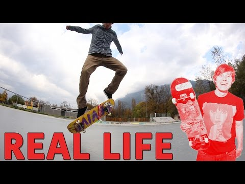 Tony Hawk Special Tricks In Real Life - Rodney's Special Trick