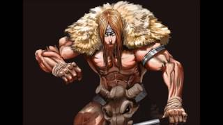 BARBARIAN RHAPSODY - RONAL THE BARBARIAN (NIGHTCORE)