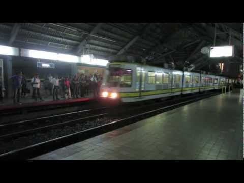 Manila - Get on the FUNK Train LRT and Jeepneys  HD