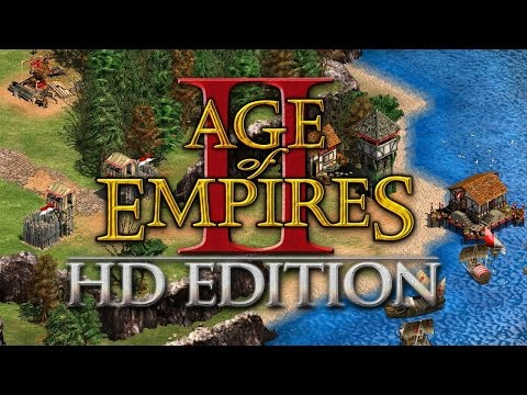 Age Of Empires 2 Epic 4v4 Battle!