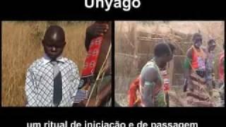 Unyago - Um ritual de iniciacão e de passagem