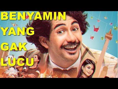 BENYAMIN BIANG KEROK KOK GARING BANGET? - Cine Crib Vol. 94