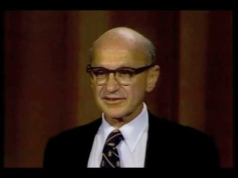 Milton Friedman - Free Market Exchange