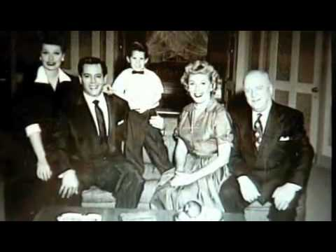 Lucy And Desi Home Movie Clips 8 video