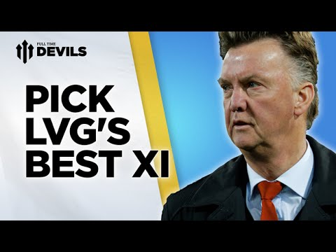 Pick LVG's Best XI   Transfer Window Review   Manchester United