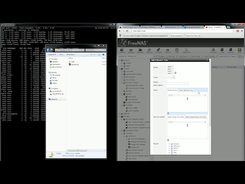 FreeNAS 9 Software Tutorial & Overview One