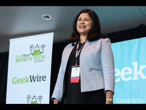 Intel Sports Group's Uma Jayaram on virtual reality and sports
