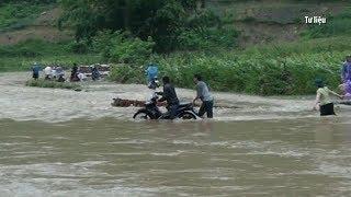 Cảnh báo lũ quét, sạt lở đất trên khu vực tỉnh Lai Châu, Điện Biên