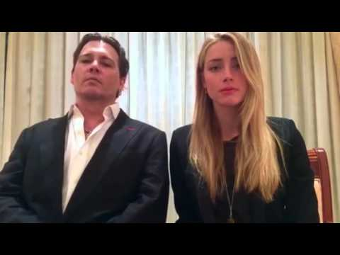 Johnny Depp and Amber Heard apologise for dog smuggling