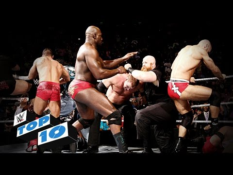 Top 10 Wwe Smackdown Moments - January 23, 2015 video
