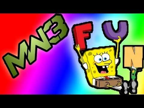 MW3 FUNNY MOMENTS