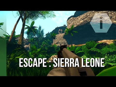 Escape Sierra Leone FR | Gameplay découverte | HD297