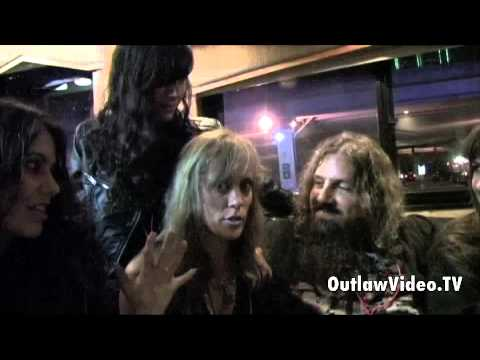 The Iron Maidens Interview 2010 with Rick E. Warden of OutlawVideo.TV at The House Of Blues Dallas