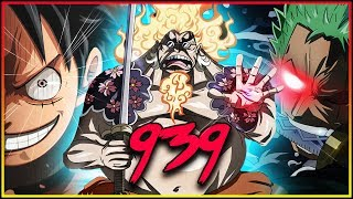 """Luffy's NEXT LEVEL """"Haki Control"""" - One Piece Chapter 939"""