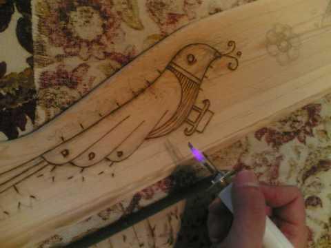 Come posso scrivere sul legno