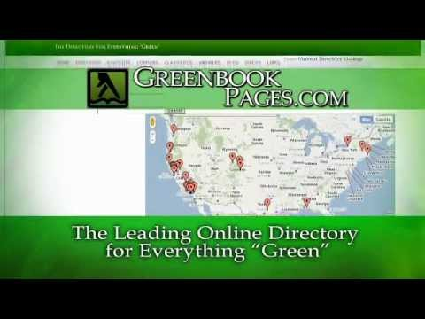 Who is GreenBookPages.com ?