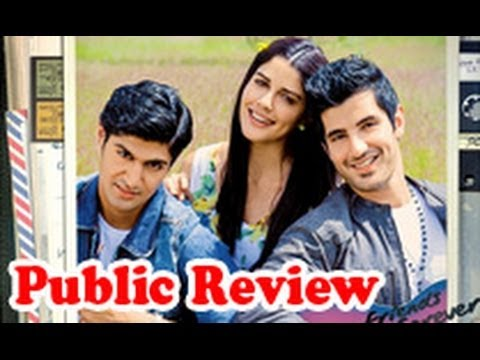 Purani Jeans Public Review | Hindi Movie | Tanuj Virwani, Aditya Seal, Izabelle Leite video