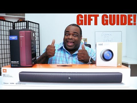 AWESOME TECH! [Holiday Gift Guide 2017]