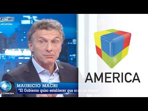 """Macri: """"Se suponía que Scioli era una buena persona"""""""