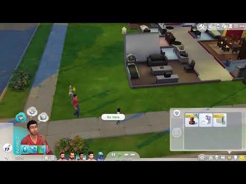 The Sims 4 :: Mindcrack Life (Episode #17) 'House Work'