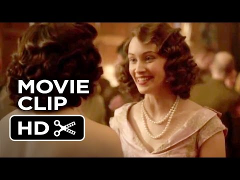 A Royal Night Out Movie CLIP - Remarkable Night (2015) - Emily Watson, Sarah Gadon Movie HD