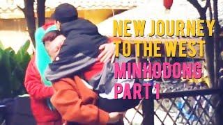 The birth of MinHoDong 민호동 (Mino 미노 x KHD 강호동 - NJTTW / 신서유기) Part 1