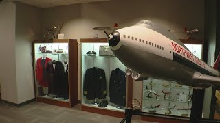 History Takes Flight At Northwest Airlines Museum