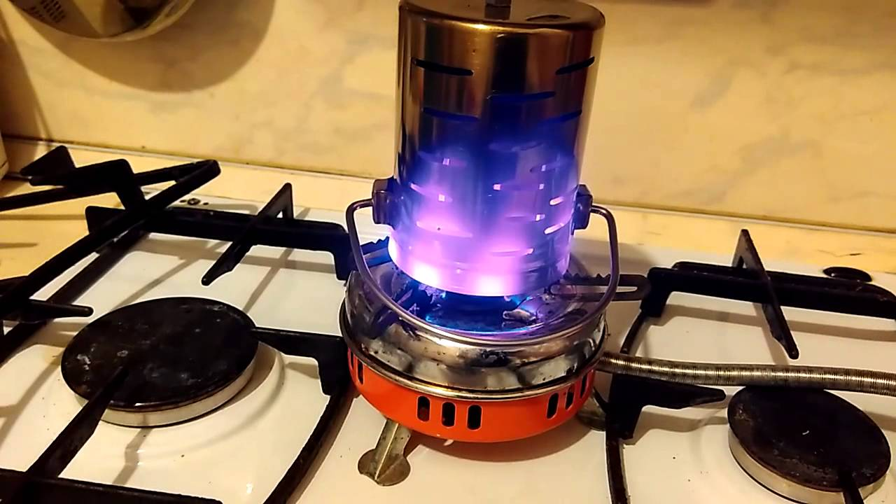 Газовые рассекатели своими руками 94