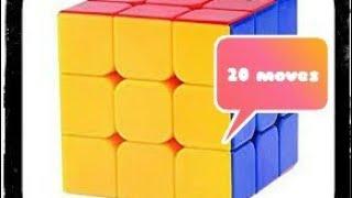how to rubics cube solve in 20sec by Aj creative ideas Ajcreative ideas