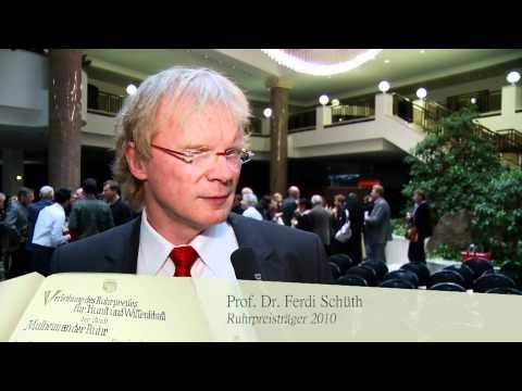 Ruhrpreis Für Kunst Und Wissenschaft Der Stadt Mülheim An Der Ruhr 2010 Verleihung (28.03.2011)