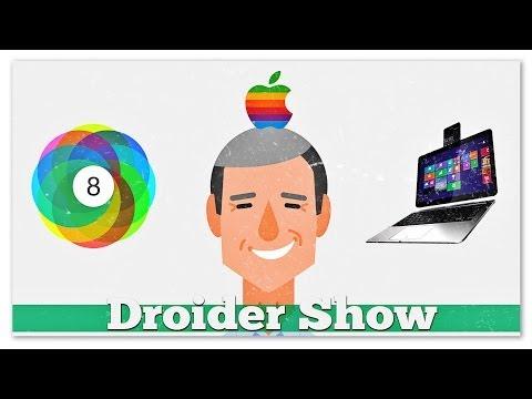 Droider Show #143. WWDC против Computex. Начало.