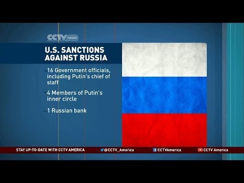 U.S. Imposes Harsher Sanctions against Russia over Crimea Crisis