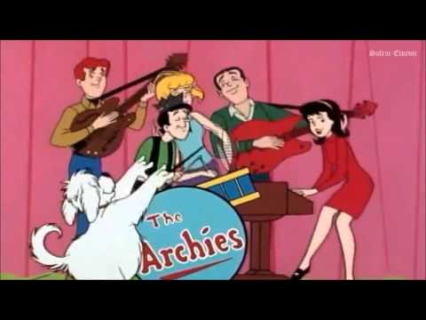 The Archies - Sugar,Sugar (Original 1969 Footage HD)
