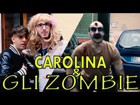 Carolina,Ciruzzo e gli Zombie - Carmine Migliaccio