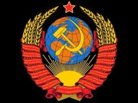 СССР 2018. Организовывать автопробеги по стране! (флаг СССР)