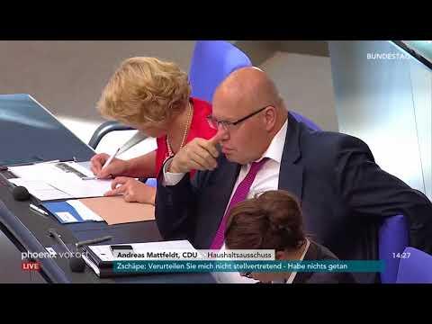 Haushalt im Bundestag: Ausgaben für Wirtschaftsförderung, neue Technologien und Energie am 03.07.18