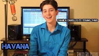 Download Lagu Havana by Camila Cabello | Dario Del Priore Cover Gratis STAFABAND