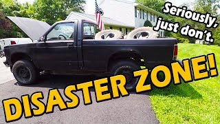Here's why you should NEVER buy a cheap truck on Craigslist. | Truck Central
