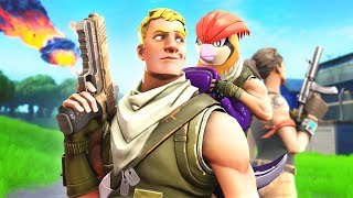 Winning pro trio scrims as a duo...