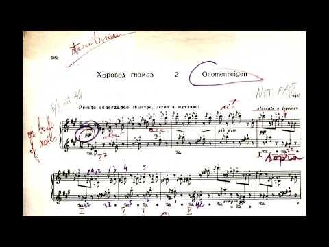 Лист Ференц - Хоровод гномов